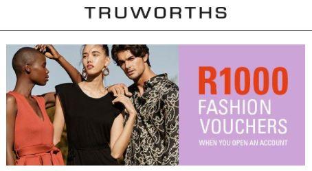 Truworths Clothing Accounts